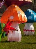Chinese Lantern Festival Stock Images