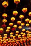 Chinese lantern. Lantern in chinese new year Stock Image