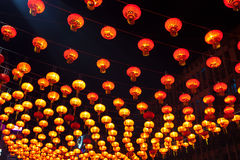 Chinese lantern. Lantern in chinese new year Stock Photo