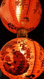 Chinese lantern of the sacred Royalty Free Stock Photos