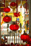 Chinese lantern Shop Royalty Free Stock Images