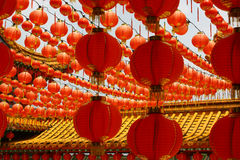Chinese lanterns Royalty Free Stock Image