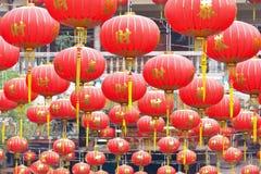 Chinese lanterns Stock Images