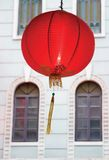 Chinese lanterns. Red chinese lanterns in the spring festival Stock Image