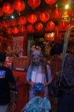 Chinese lanterns Royalty Free Stock Photos