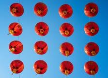 Chinese Lanterns Royalty Free Stock Image