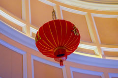 Chinese lanterns chandelier Royalty Free Stock Images