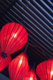 Chinese Lanterns, Chinatown, Singapore Royalty Free Stock Photo