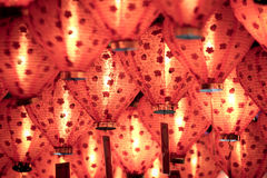 Chinese Lanterns, Chinatown, Singapore Stock Photography