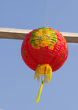 Chinese lanterns for chinese celebrate Stock Image