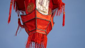 Chinese lanterns - Chinese New Year. Celebration