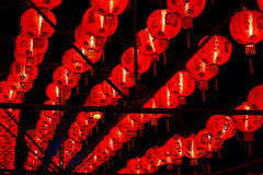 Chinese lanterns for chinese new year Stock Images