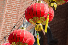 Chinese lanterns Stock Photos