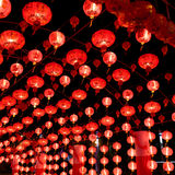 Chinese Lanterns. royalty free stock image