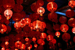 Chinese Lanterns. stock photos