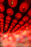 Chinese lanterns during new year festival Royalty Free Stock Photography