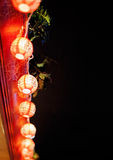 Chinese lanterns. Royalty Free Stock Photography