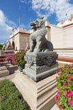 Chinese leeuw Stock Foto