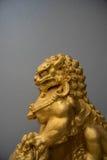 Chinese leeuw Royalty-vrije Stock Afbeeldingen