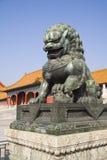 Chinese Leeuw Royalty-vrije Stock Afbeelding