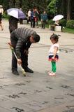 Chinese traditional life Chengdu Royalty Free Stock Photo