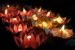 Chinese lights Stock Photography