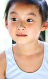 Chinese little child Stock Photos