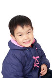 Chinese little girl royalty free stock images