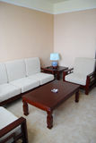 Chinese Living room. There is a Chinese modern living room in Nanjing Stock Photography