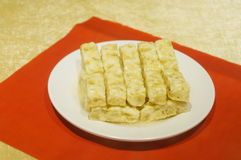 Chinese local food: sugar Stock Photography