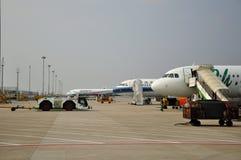 Chinese Luchtvaartlijnen royalty-vrije stock foto's