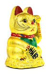 Chinese Lucky Cat Stock Image