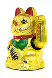 Chinese Lucky Cat Royalty Free Stock Image