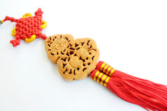 Chinese lucky knot Royalty Free Stock Images