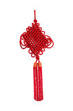 Chinese Lucky Knot Royalty Free Stock Photography