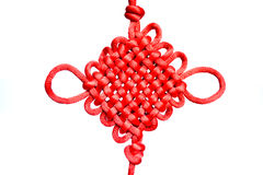 Chinese Lucky Knot Stock Image