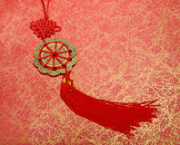 Chinese lucky knots Royalty Free Stock Images