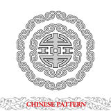 Chinese Lucky Pattern royalty free stock image