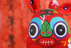 Chinese lunar new year decoration. Stock Photos