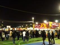 Chinese Lunar New Year Hong Kong Fair Stock Photo