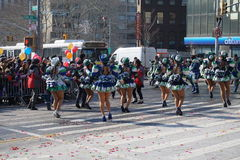 The 2015 Chinese Lunar New Year Parade 152 Royalty Free Stock Images