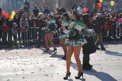 The 2015 Chinese Lunar New Year Parade 155 Royalty Free Stock Images