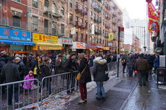 The 2015 Chinese Lunar New Year Parade 174 Stock Images