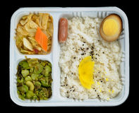 Chinese lunch box Stock Image