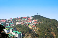 Chinese lushan mountain Stock Image