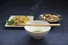 Chinese maaltijd Stock Foto's