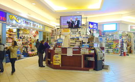 Chinese Mall. Shops in Toronto, Canada Stock Photos