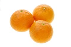 Chinese mandarin oranges Royalty Free Stock Image