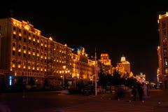 Chinese-Manjur-Nacht Lizenzfreie Stockbilder