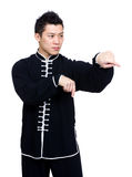 Chinese martial art Stock Photos